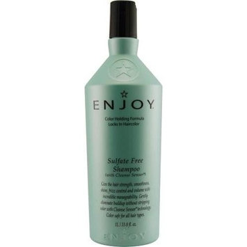 Enjoy Sulfate Free Shampoo (with Cleanse Sensor) 33.8oz