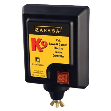 Zareba K9 Fence Controller for Zareba Pet and Garden Kit