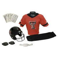 Franklin Sports Texas Tech Deluxe Uniform Set - Small