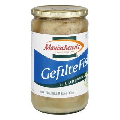 Manischewitz Gefilte Fish in Jelled Broth