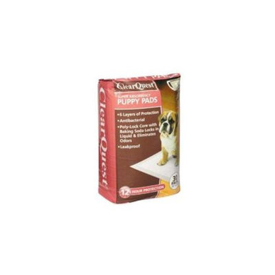 ClearQuest US192 50 Super Absrbncy Puppy Pads 50 Pk Bag