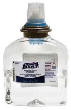 Purell 550 ml Hand Sanitizer Refill Bottle [PK/2]. Model: 5394-02