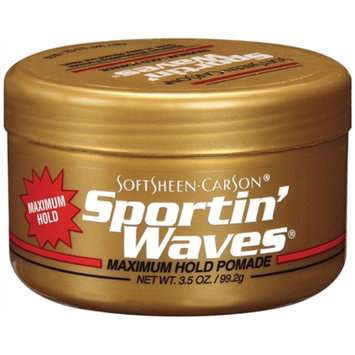 Magic Shave Sportin' Waves Pomade