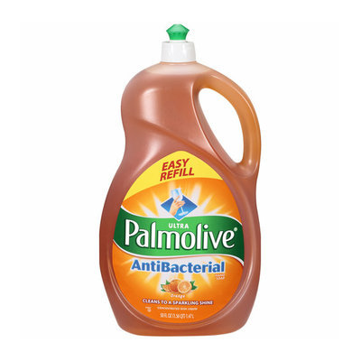 Palmolive Ultra Concentrated Orange Antibacterial Dish Liquid