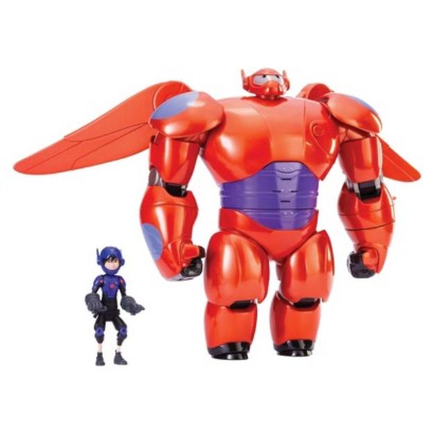 Bandai Big Hero 6 Deluxe Flying Baymax