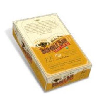BumbleBar Bumble Bar Energy Bar Gluten Free Cashew, Cashew 1.4 oz(case of 12) (Pack of 2)