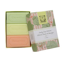 Pre De Provence Country Soap Gift Box, 0.60 Pounds
