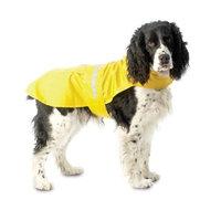PetRageous Designs Ltd. PetRageous Seattle Slicker for Pets, Small, Yellow