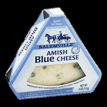Salemville Blue Cheese Amish Wedge