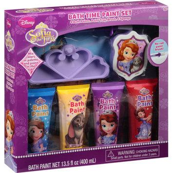 SOFIA THE FIRST Disney Sofia the First Bath Time Paint Set, 7 pc