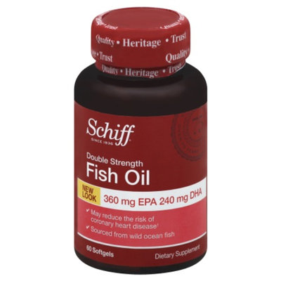 Schiff Double Strength Fish Oil