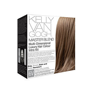 KELLY VAN GOGH Master Blend Intro Kit with Thick Hair