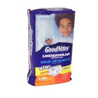 GoodNites Boys Nighttime Training Underpants - L/XL (12ct)
