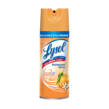 Lysol Disinfectant Spray - Citrus Meadow Scent, 12.5 oz