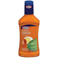 Kraft Creamy French Salad Dressing 16oz