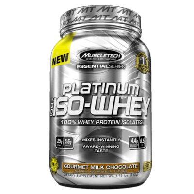 Muscletech Platinum 100% Iso-Whey Gourmet Milk Chocolate