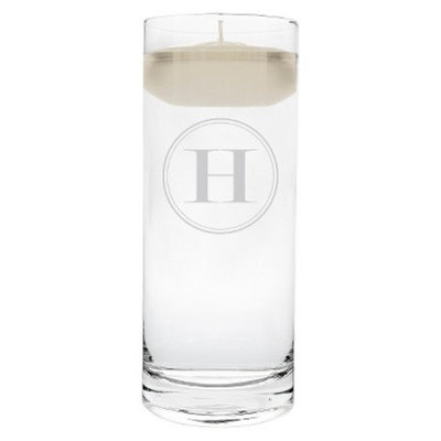 Cathy's Concepts Circle Initial Unity Candle H
