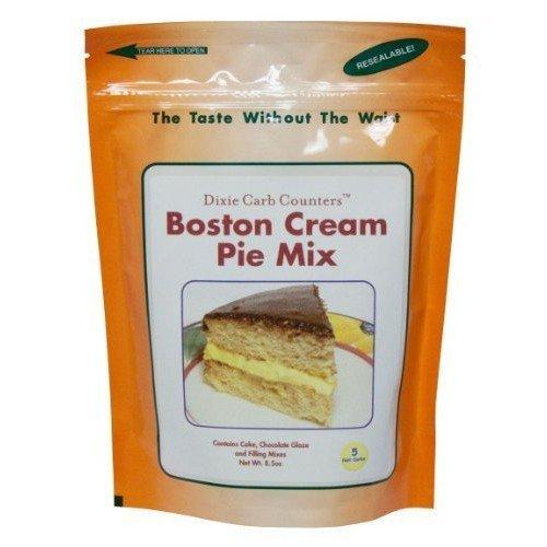 Dixie Carb Counters Boston Cream Pie Mix