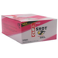 CLIF SHOT - Energy Gel - Razz -