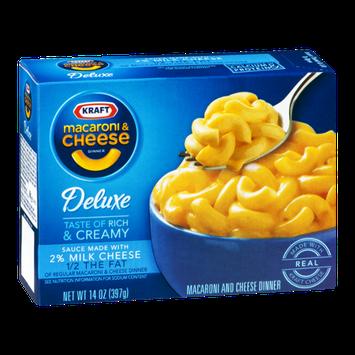 Kraft Macaroni & Cheese Deluxe