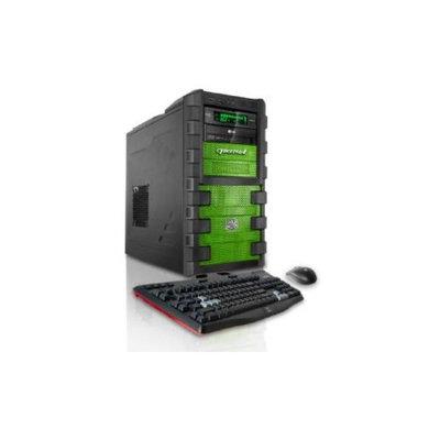 CybertronPC Krypto TGM1214B Gaming PC - AMD FX-9590 4.70GHz, 32GB DDR3, 120GB SSD, 2TB HDD, Blu-ray ROM / DVDRW, 3GB GeF