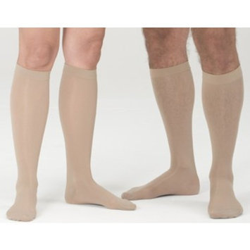 Mediven Assure, Opened Toe, Extra Wide, 20-30 mmHg, Knee High Compression Stocking, Beige, XX-Large