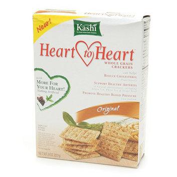 Kashi® Heart To Heart Whole Grain Crackers