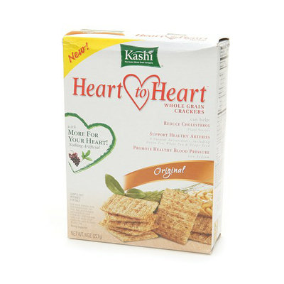 Kashi® Heart To Heart Whole Grain Crackers