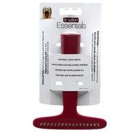 Hagen Le Salon Essentials Single Undercoat Dog Rake, Short-Tooth 17-Pin Rake