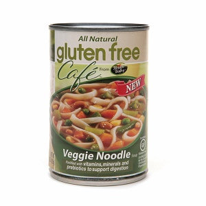 Gluten Free Cafe Vegetable Noodle Soup