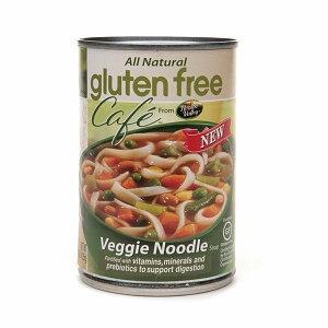 Gluten Free Cafe Vegetable Noodle Soup