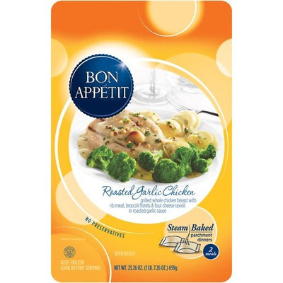 Bon Appetit Roasted Garlic Chicken Dinner, 23.26 oz