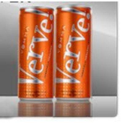 Vemma Verve Healthy Energy Supplement Four 8.3-oz. Cans