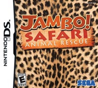 Sega of America Jambo! Safari Animal Rescue