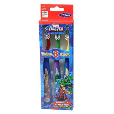 Marvel Heroes Toothbrushes