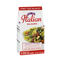 Et Tu Italian Balsamic Family Size Salad Kit
