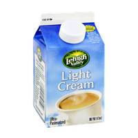 Lehigh Valley Dairy Farms Light Cream