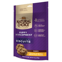Nutro Natural Choice NUTROA NATURAL CHOICEA Puppy Biscuit