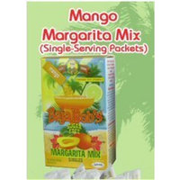 low carb living Baja Bob's Mango Margarita Mix (10 SINGLES), Sugar Free, Uses Splenda