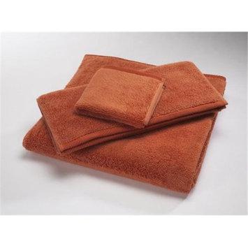 Home Source 10102BAE85 100 Percent Cotton Bath Towel - Paprika