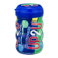 Mentos UP2U Gum Sweet Peppermint/Spearmint