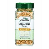 The Spice Hunter Orange Peel, Granulated, 1.6-Ounce Jar