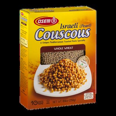 Osem Israeli Couscous Whole Wheat