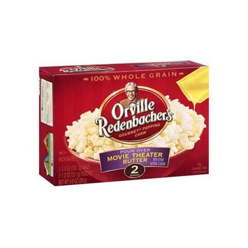 Orville Redenbacher's Gourmet®  Pour Over Movie Theater Butter Microwave Popcorn