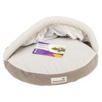 SmartyKat HoodedHideaway Tent Bed - Taupe (11