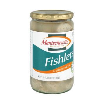 Manischewitz Fishlets in Liquid Broth
