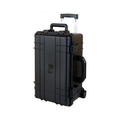 TZ Case Cape Buffalo Water-Resistant Utility Case, Black, 22in x 14in x 11.5in C