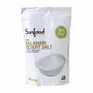 Sunfood Superfoods Kalahari Salt Fine