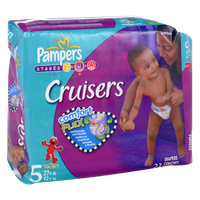 Pampers Cruisers Diapers Jumbo Pack