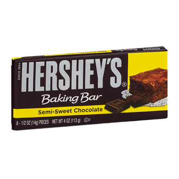 Hershey's Baking Bar Semi-Sweet Chocolate